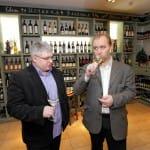 Открытие винотеки Classico