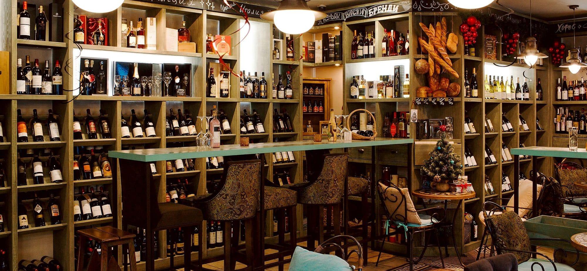 Винотека Classiсo – приятное место в Петербурге