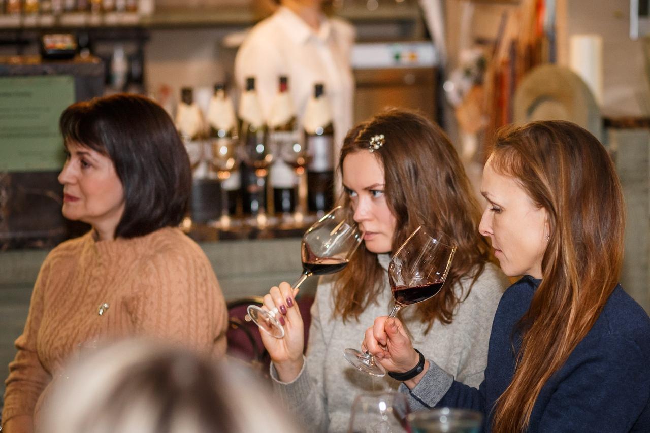 5 марта в 19.30 - дегустируем вина из солнечной Италии.