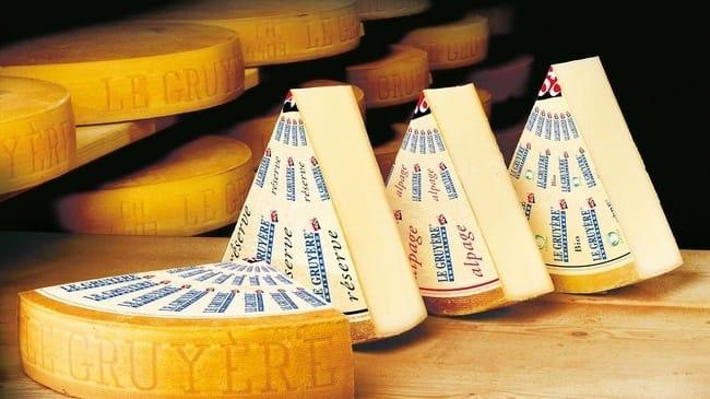Сыр Грюйер резервный, 49%