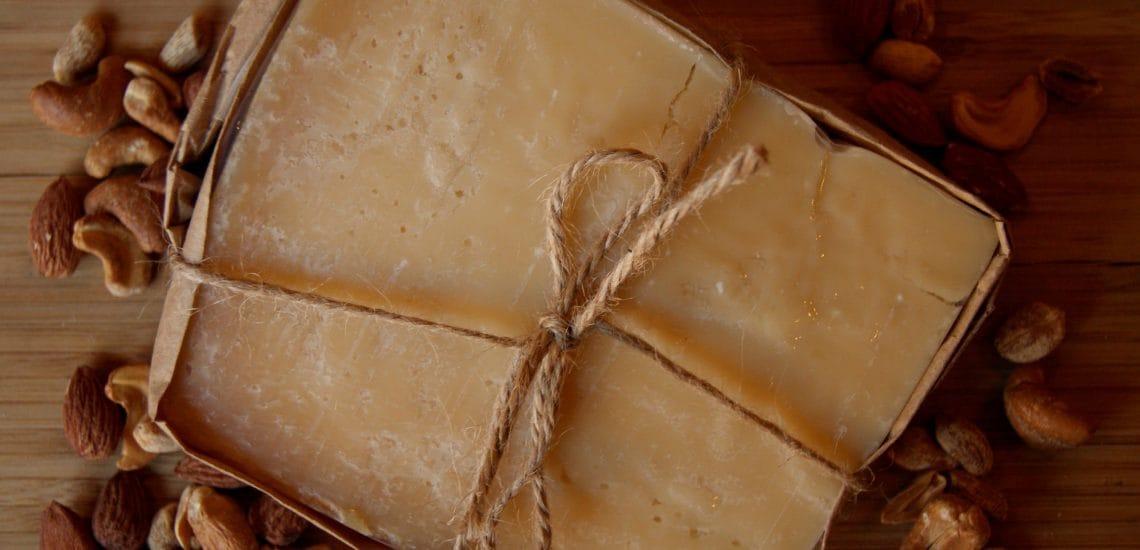 Сыр Пармино выдерж 40%