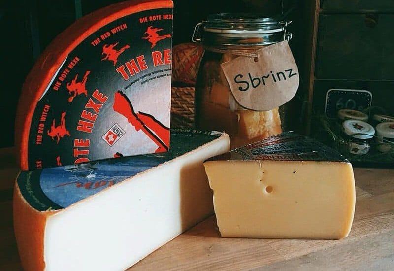 Сыр Роут Хекс 55%