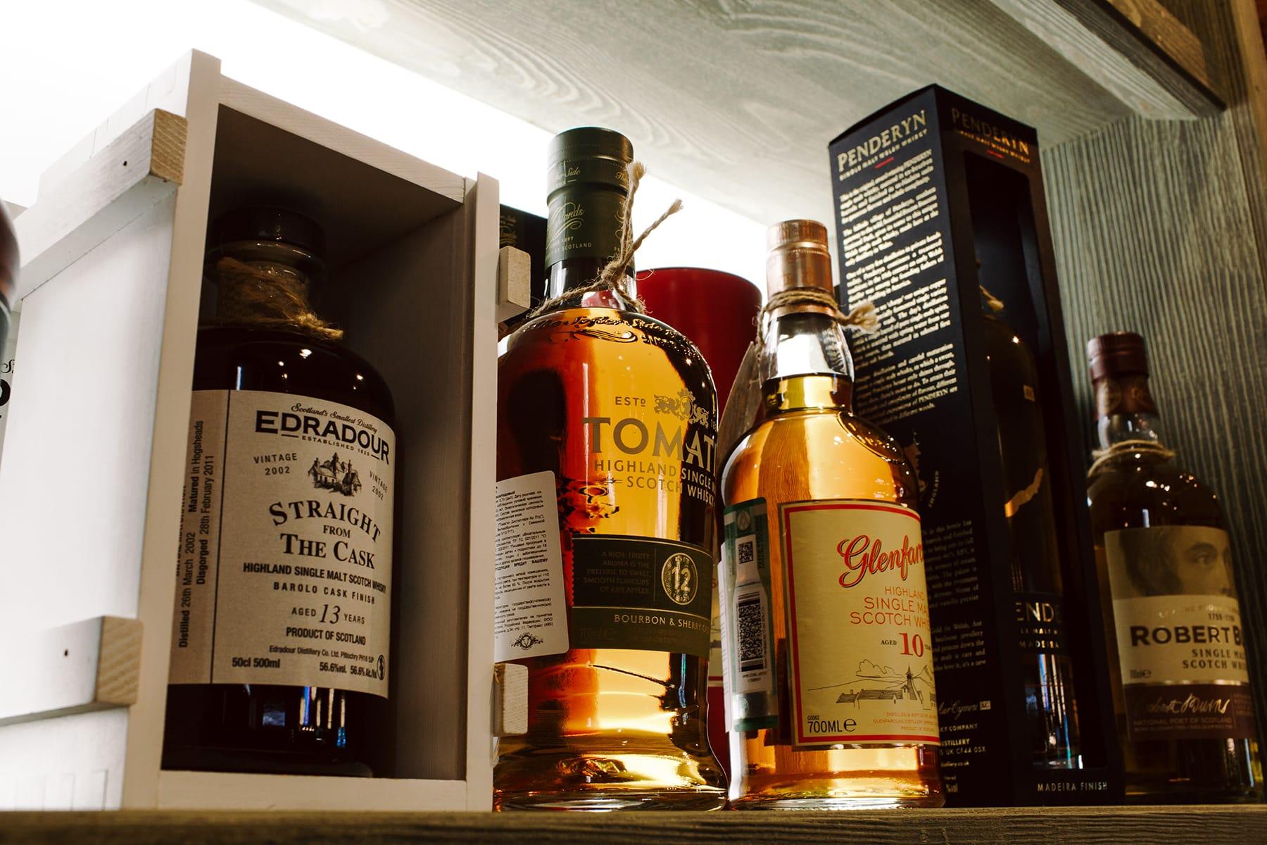 всегда поможем найти хорошее виски