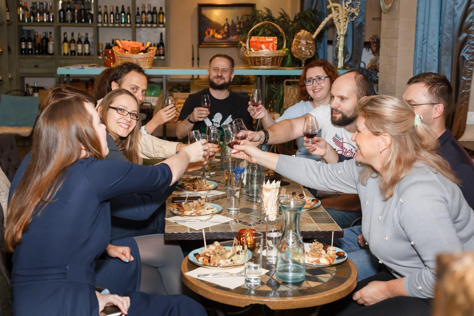 17 сентября - дегустация французских вин в 19.30