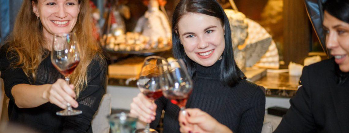 25 апреля 19.30 - дегустируем десертные и крепленые вина