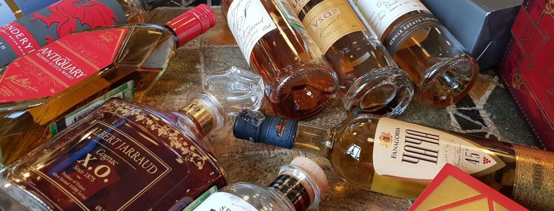 21 февраля 19.30 - дегустация виски / коньяка / граппы / рома и т.д.  Акция -15%