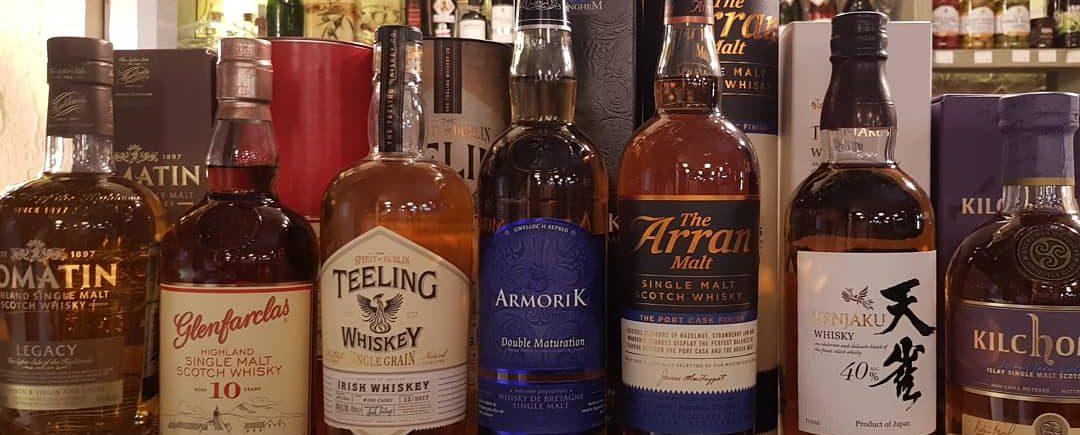 17 октября 19.30 - вечер виски в компании настоящих мужчин