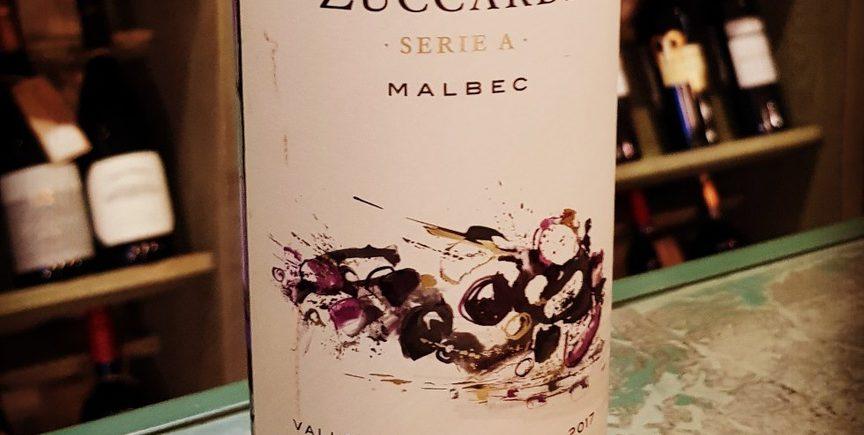 3 февраля 17ч - специальный гость ZUCCARDI winery.