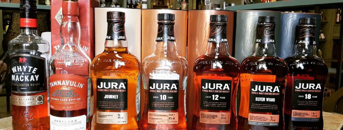 25 февраля 19.00  - путешествие на остров Джура с уникальным виски