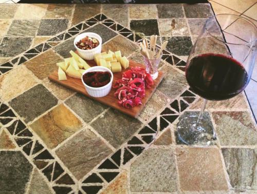 закуски к вину