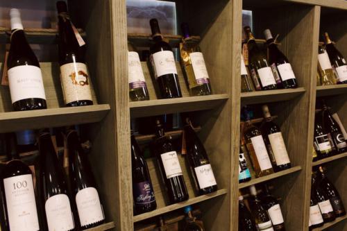 винные шкафы Винотеки Classico в Новый год