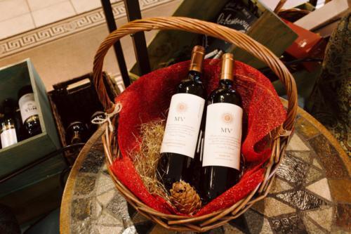 вино в Classico и Новый год