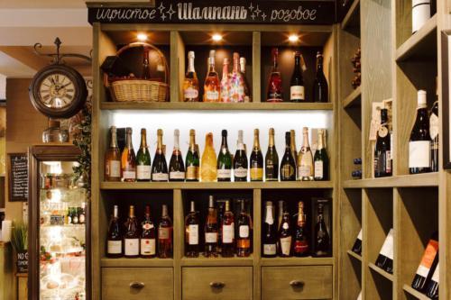 вина, винотека Classico