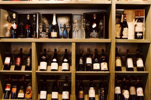 коллекция вин винотеки Classico