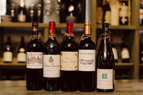 мы поможем выбрать хорошее вино