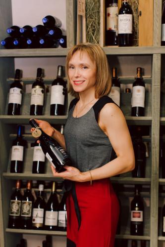 дегустации в винном бутике Петербурга