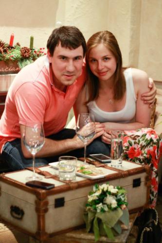 встречи на фестивале винных баров